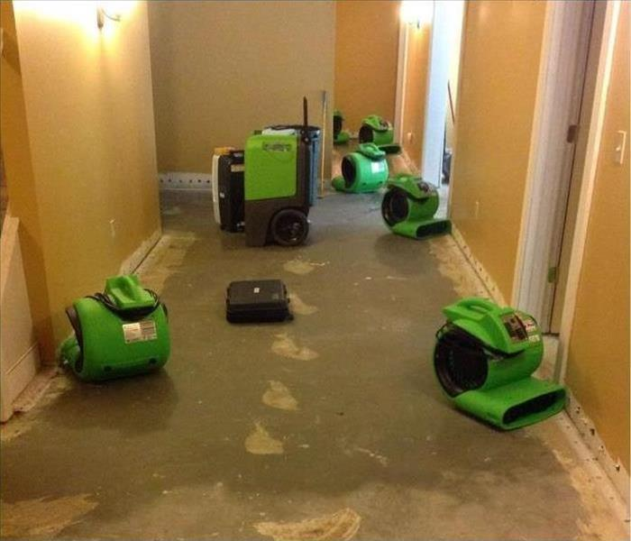 Washington, DC Water Damage Restoration And Water Removal