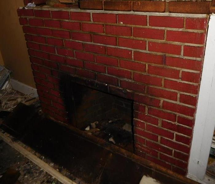 Fire Damage Importance of Chimney Cleaning
