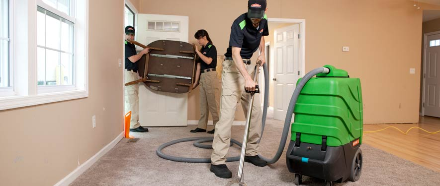 Washington, DC residential restoration cleaning